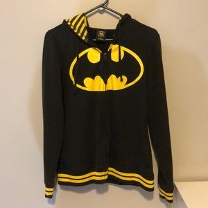 Jackets & Blazers - GUC BATMAN FULL ZIP HOODIE
